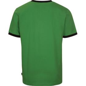 Elkline Ecke Camiseta Hombre, grass